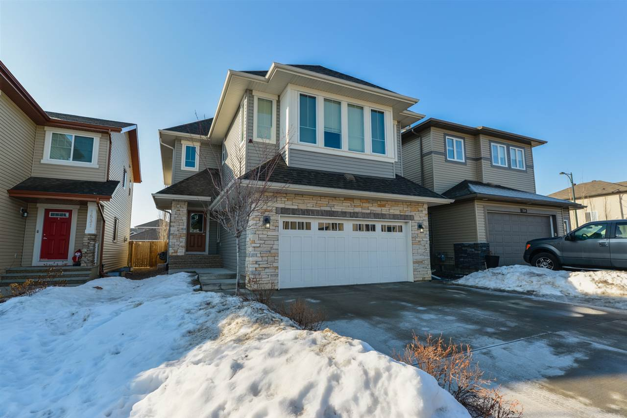 MLS® listing #E4148563 for sale located at 1535 36 Avenue