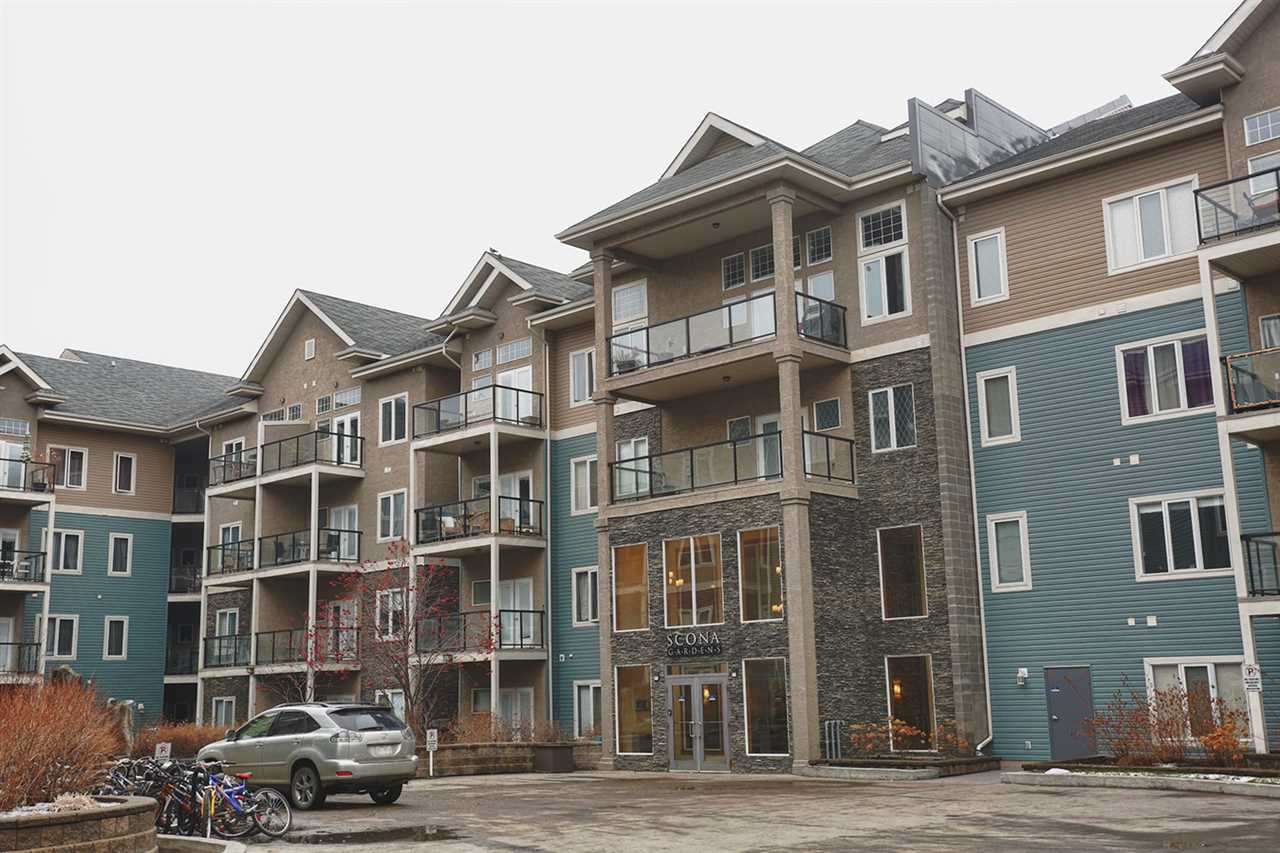 MLS® listing #E4148565 for sale located at 211 10121 80 Avenue