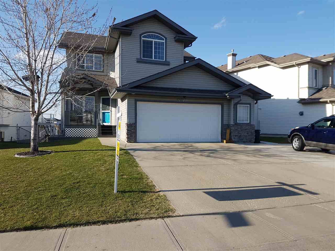 MLS® listing #E4148572 for sale located at 12820 Hudson Way