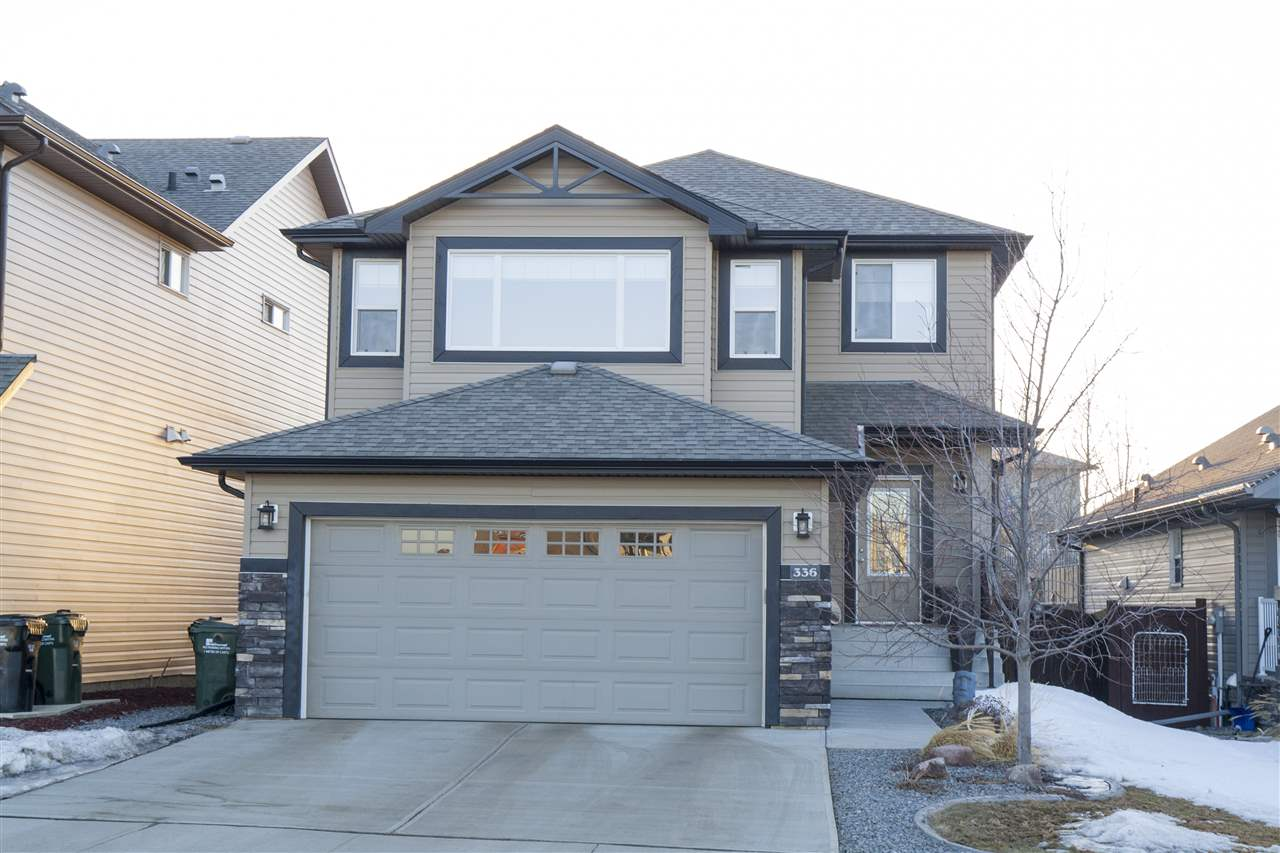 MLS® listing #E4148606 for sale located at 336 CAMPBELL Drive