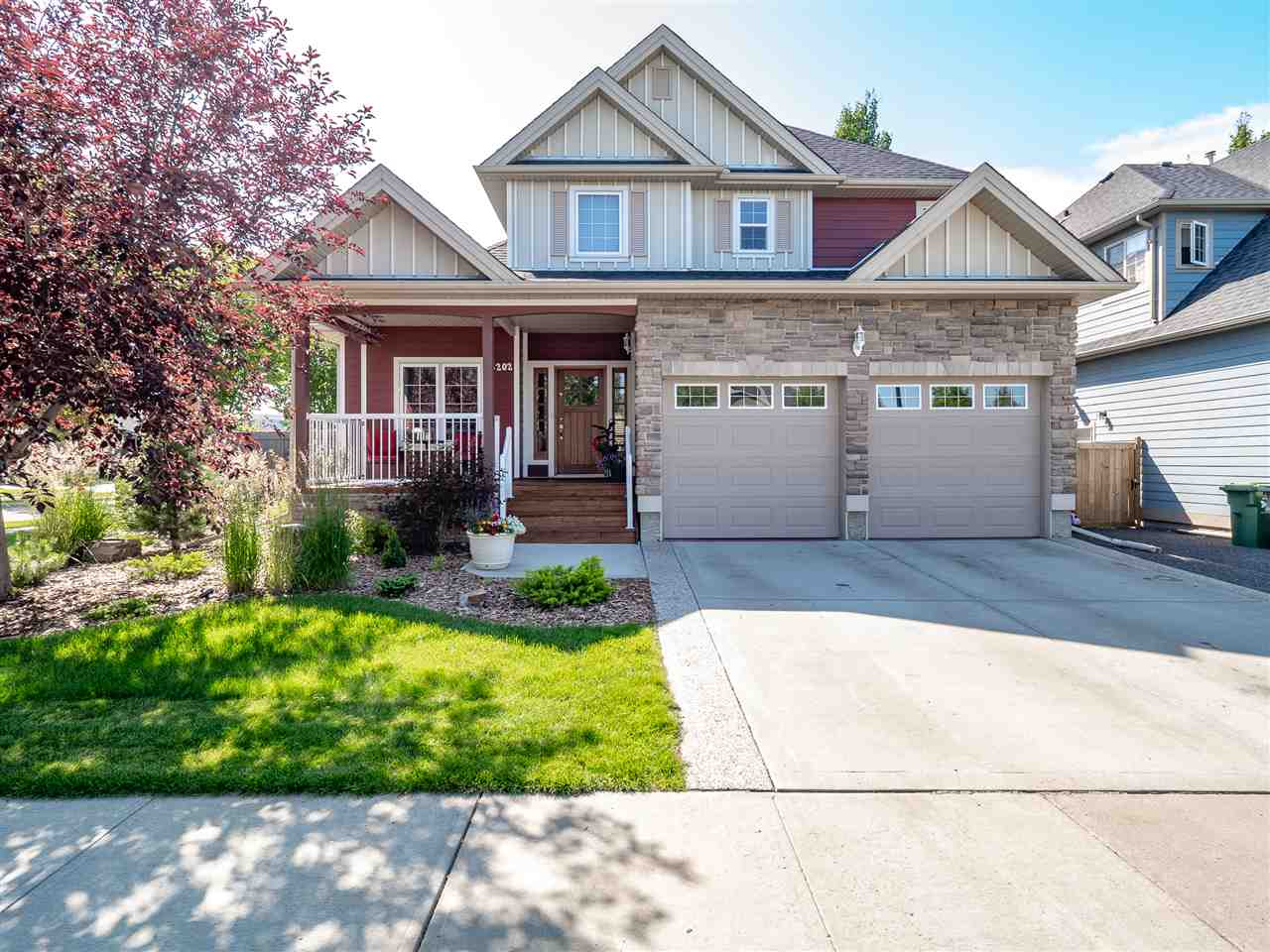 MLS® listing #E4148619 for sale located at 5202 CERCLE CIEL Crescent