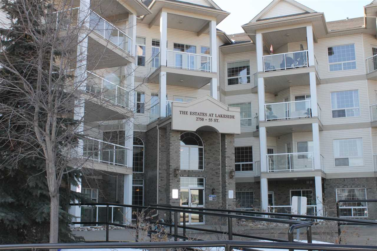 MLS® listing #E4148631 for sale located at 252 2750 55 Street NW