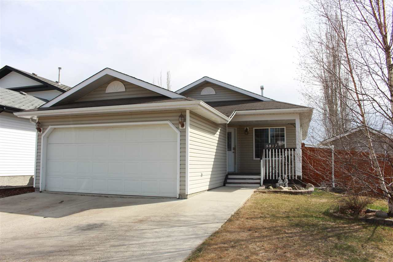 MLS® listing #E4148635 for sale located at 5817 47 Avenue