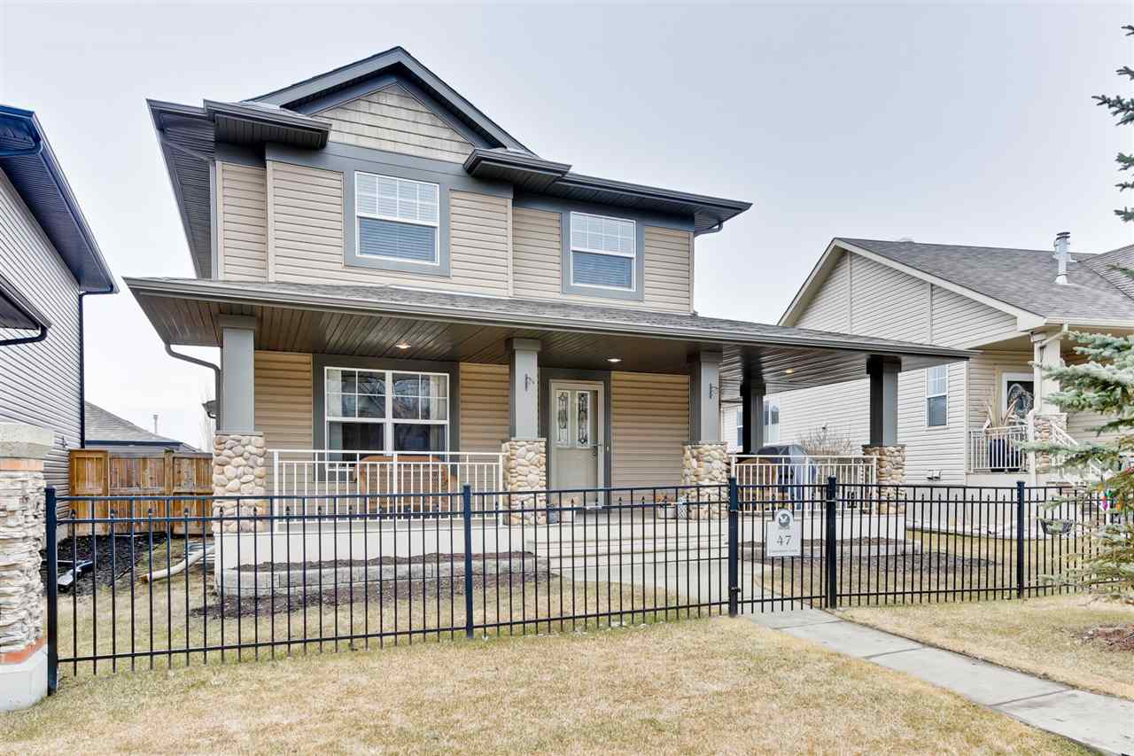 MLS® listing #E4148646 for sale located at 47 Clearwater Lane