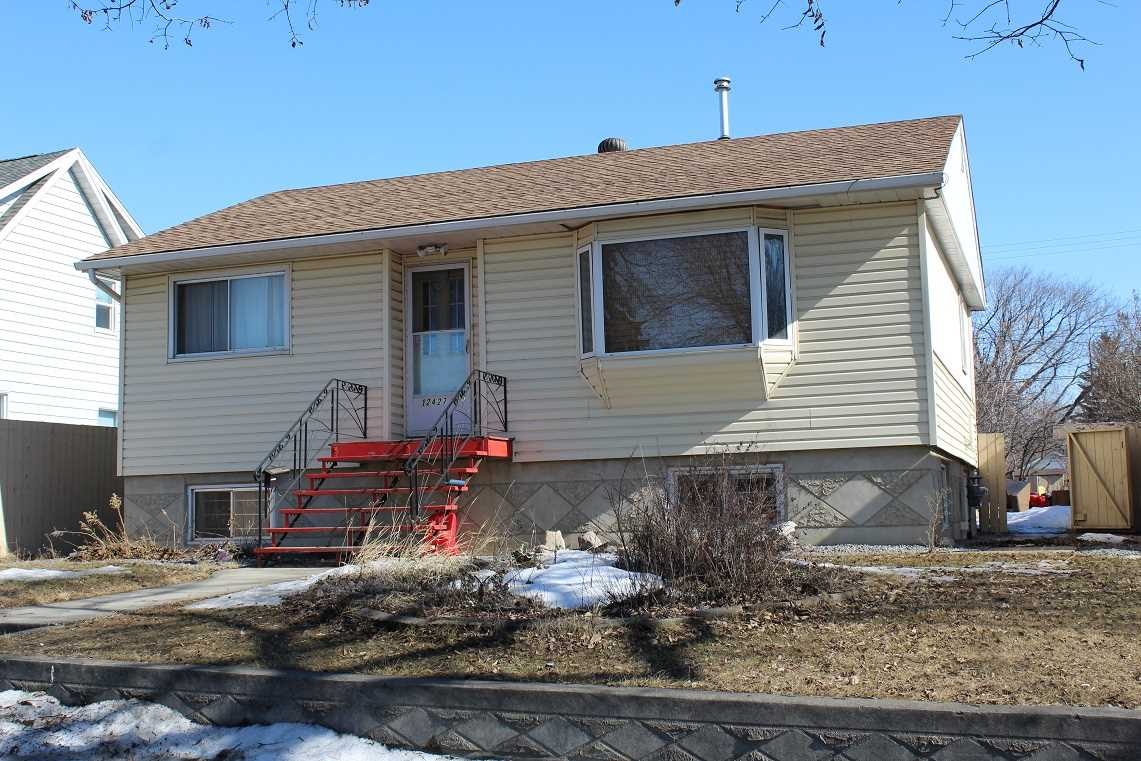 MLS® listing #E4148654 for sale located at 12427 96 Street