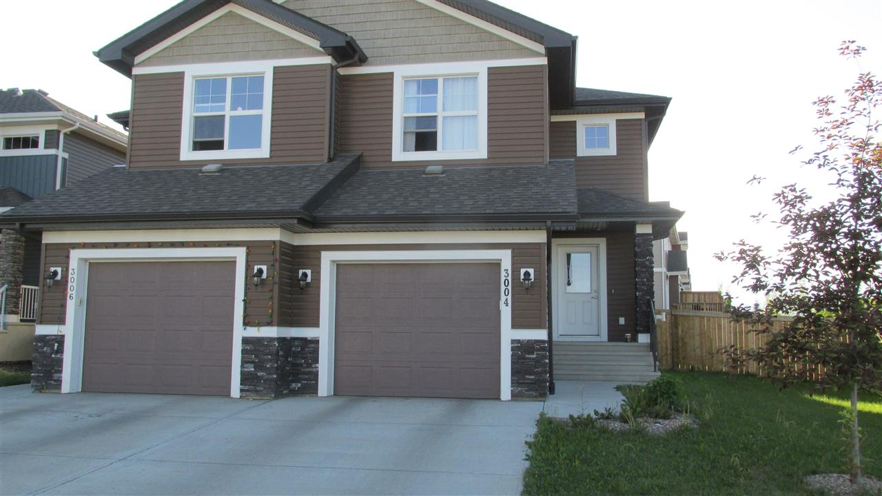 MLS® listing #E4148670 for sale located at 3004 HARVEY Crescent
