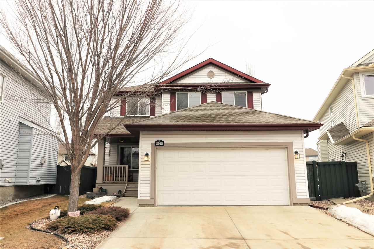 MLS® listing #E4148678 for sale located at 2015 124 Street