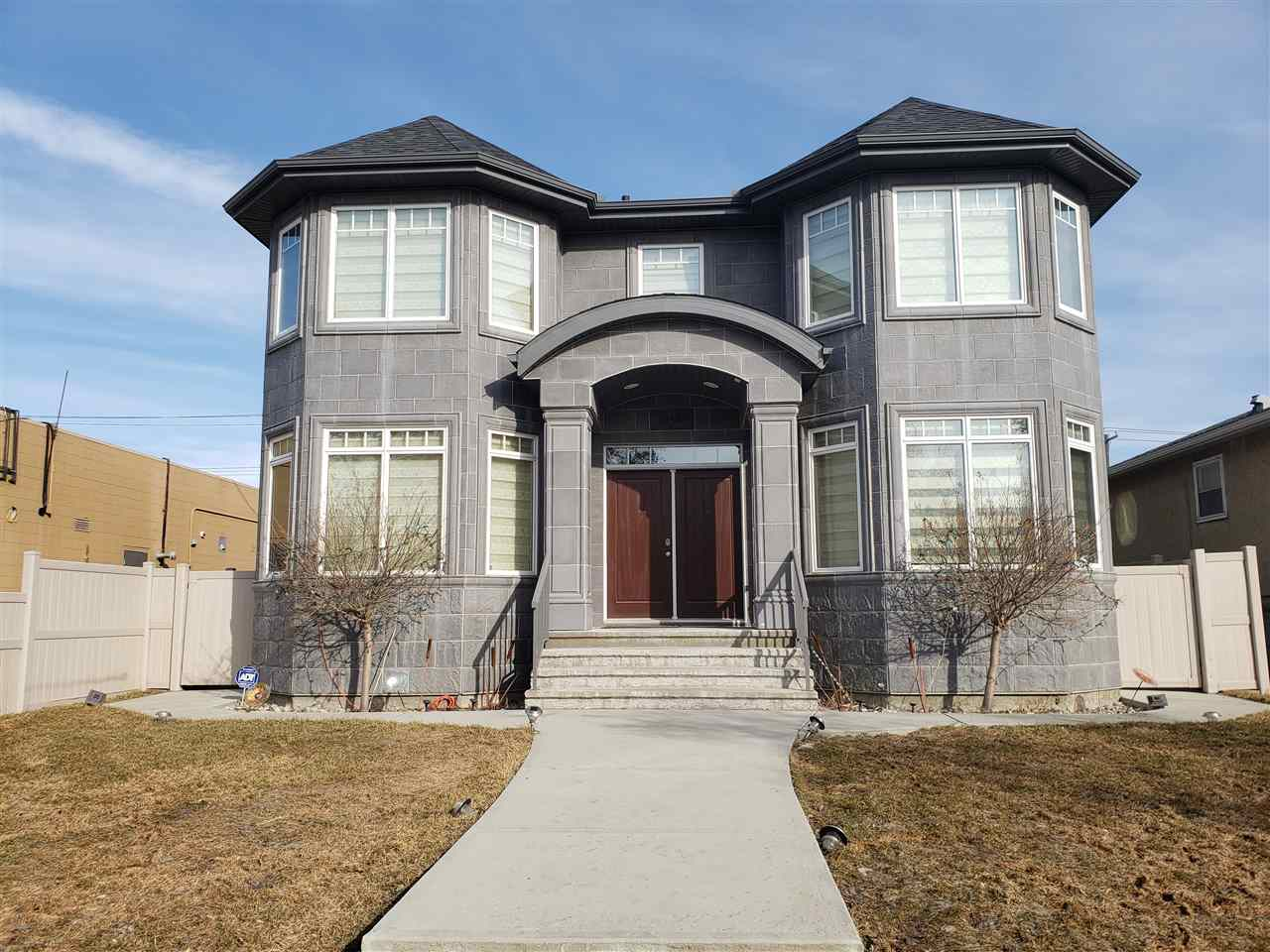 MLS® listing #E4148685 for sale located at 10535 80 Street