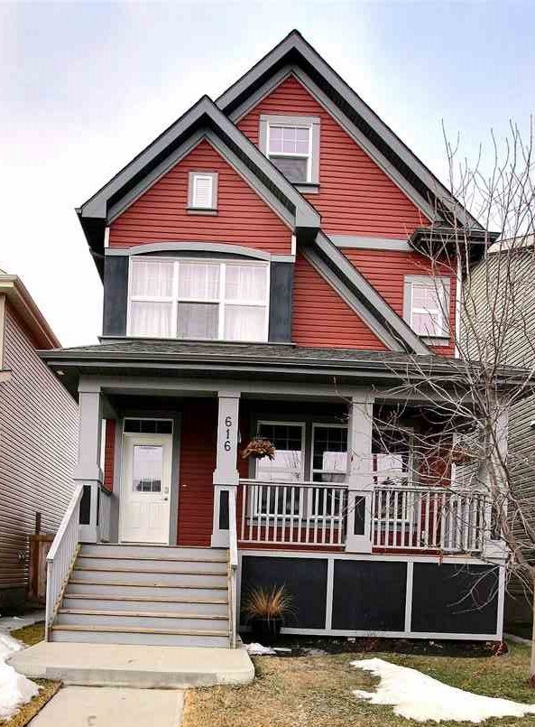 MLS® listing #E4148690 for sale located at 616 SONGHURST Wynd