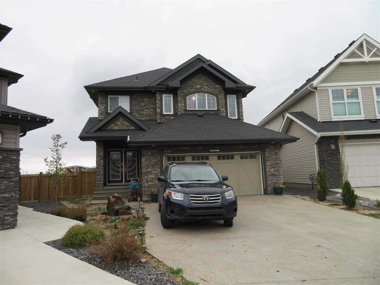 MLS® listing #E4148700 for sale located at 1387 158 Street