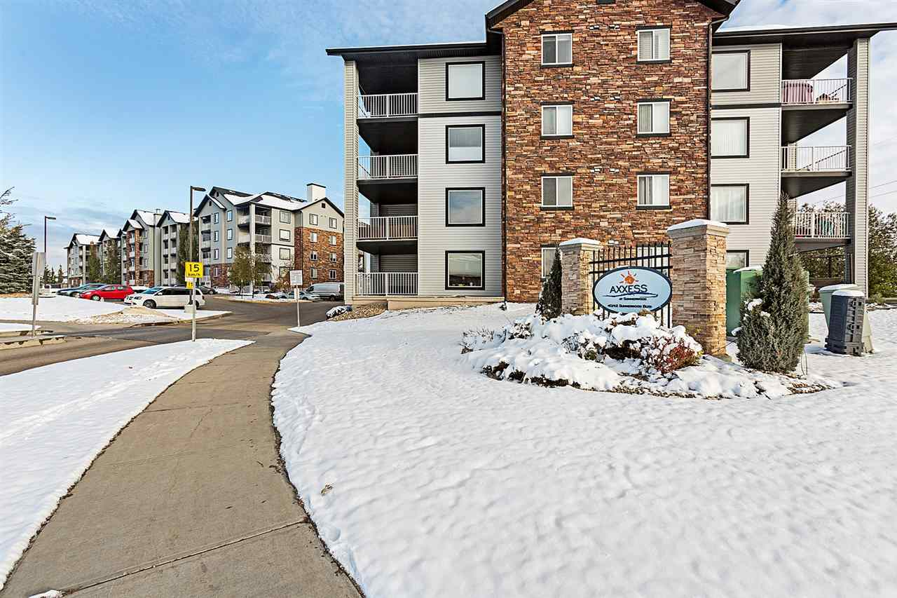 MLS® listing #E4148764 for sale located at 319 40 SUMMERWOOD Boulevard