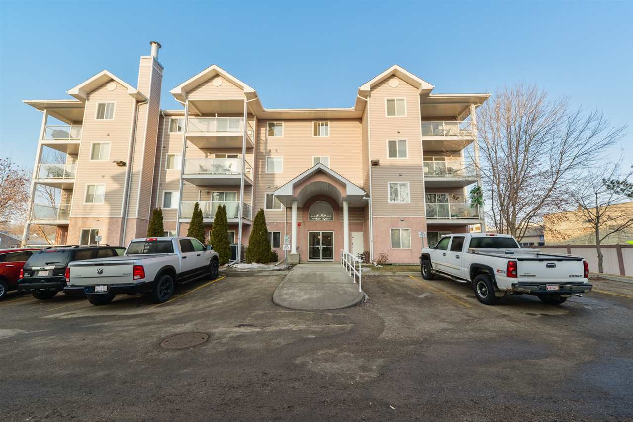 MLS® listing #E4148765 for sale located at 401 5106 49 Avenue