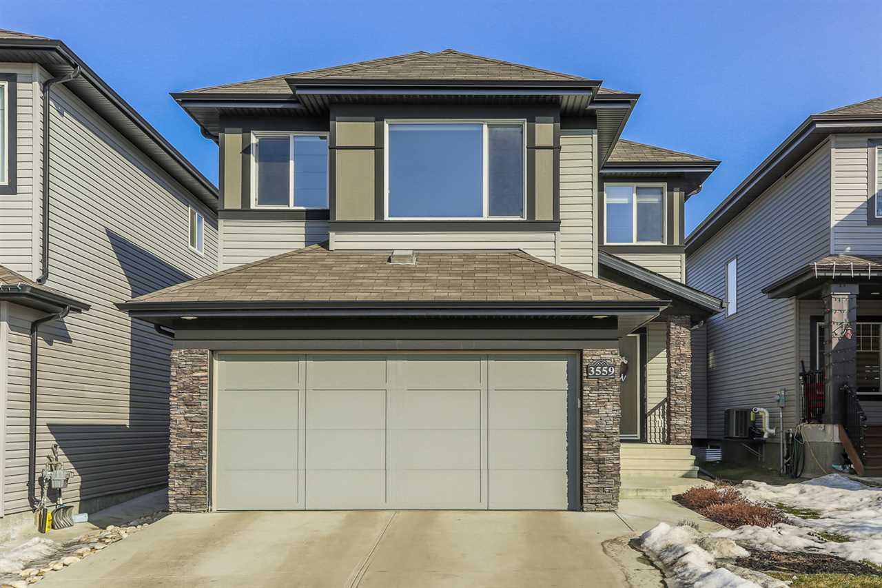 MLS® listing #E4148809 for sale located at 3559 14 Street