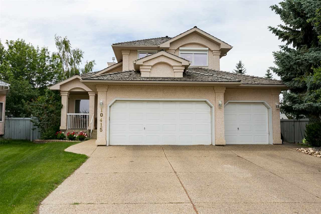 MLS® listing #E4148811 for sale located at 10415 175 Avenue