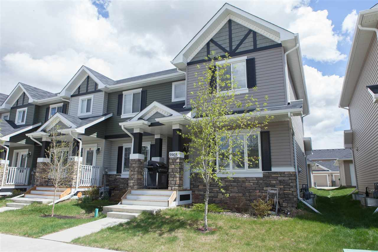 MLS® listing #E4148814 for sale located at 5903 63 Street