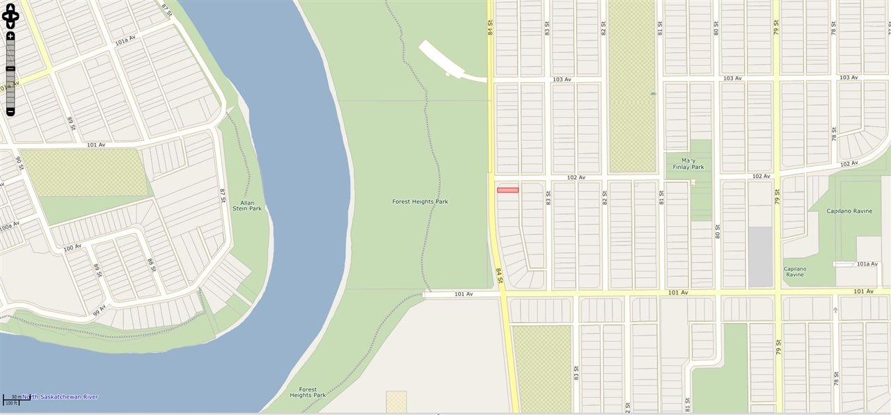 MLS® listing #E4148827 for sale located at 10155 84 Street