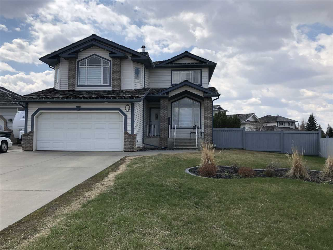 MLS® listing #E4148832 for sale located at 32 RIVERGLEN