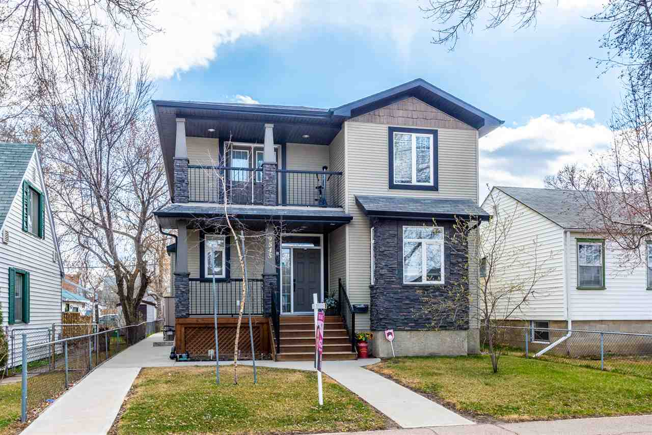 MLS® listing #E4148853 for sale located at 9845 73 Avenue