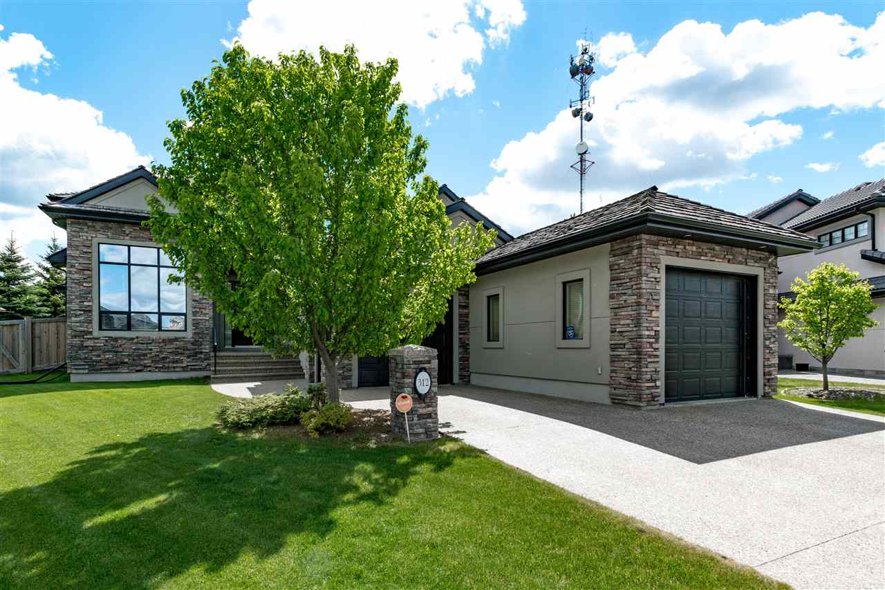MLS® listing #E4148860 for sale located at 312, 52304 Range Road 233