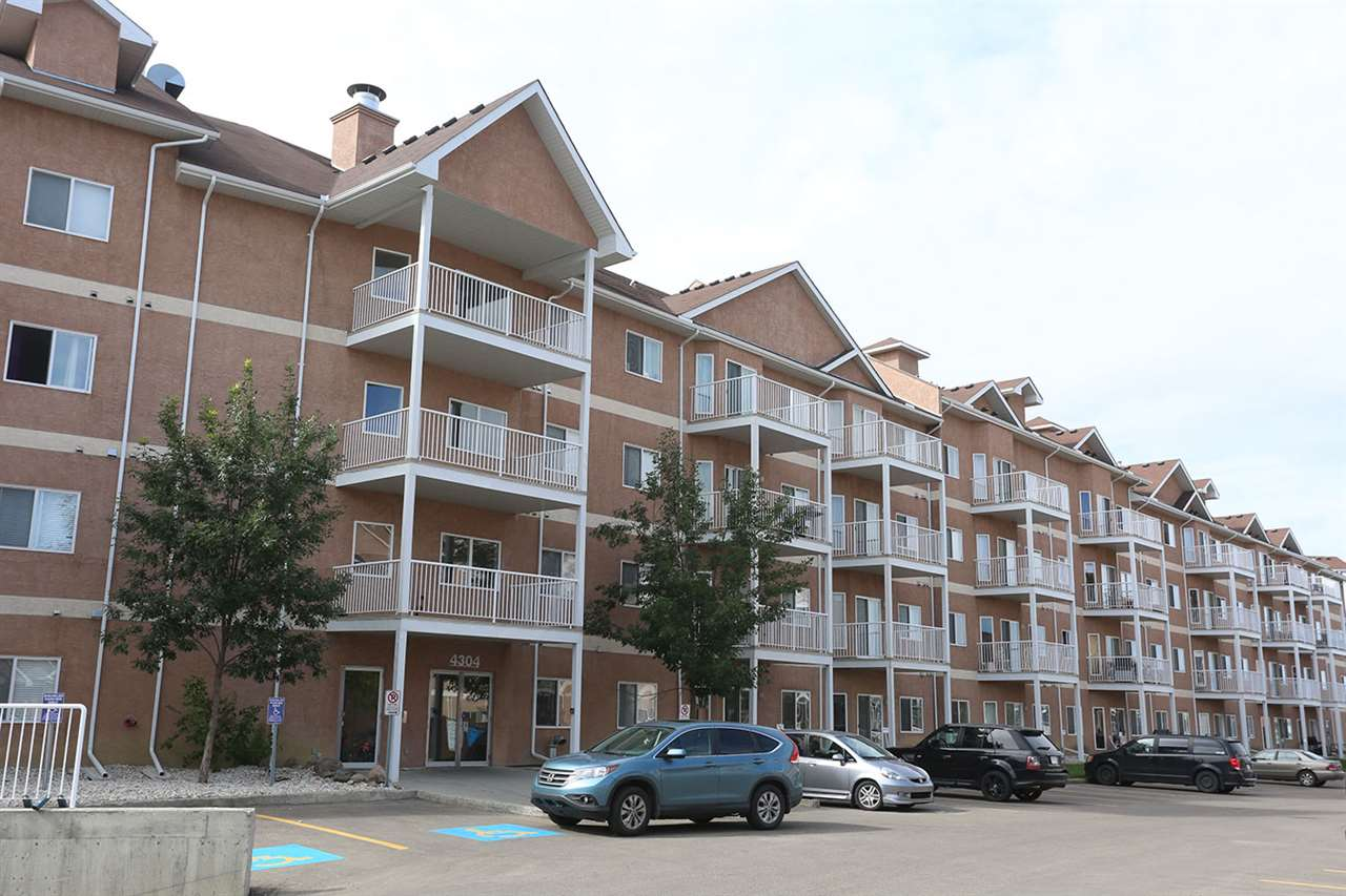 MLS® listing #E4148869 for sale located at 116 4304 139 Avenue