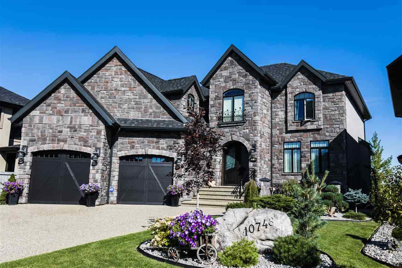 MLS® listing #E4148871 for sale located at 10748 174