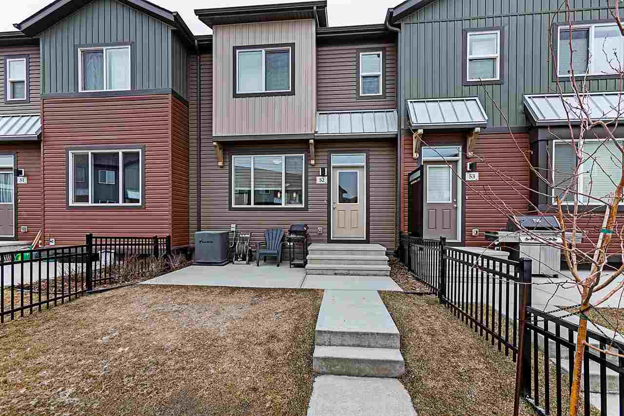 MLS® listing #E4148882 for sale located at 52 16903 68 Street