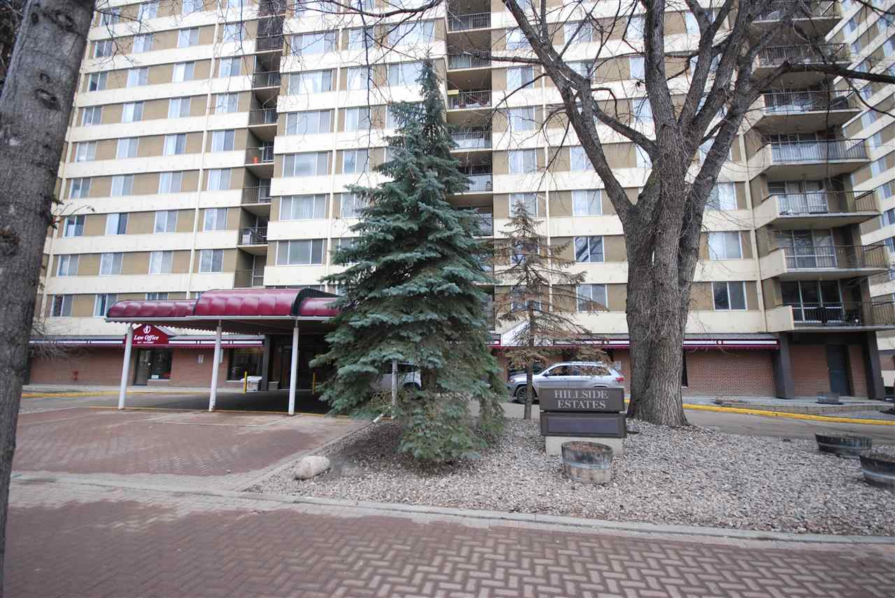MLS® listing #E4148885 for sale located at 1805 9909 104 Street