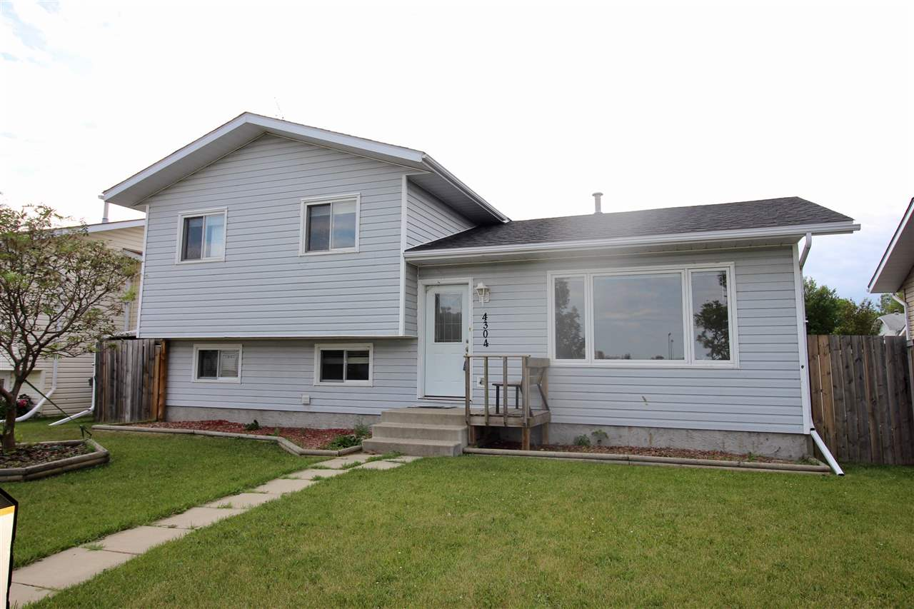 MLS® listing #E4148890 for sale located at 4304 39 Street
