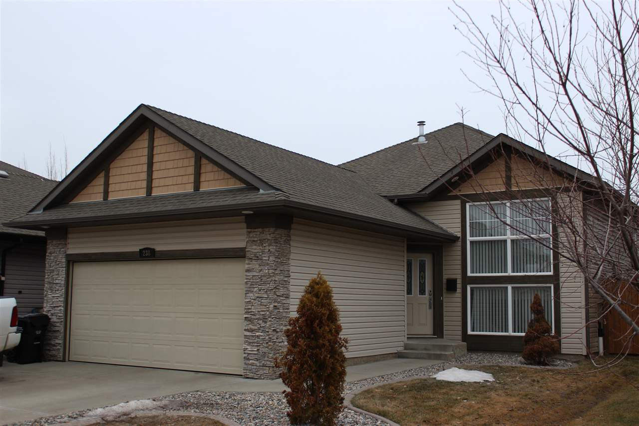 MLS® listing #E4148892 for sale located at 238 Ridgeland Crescent