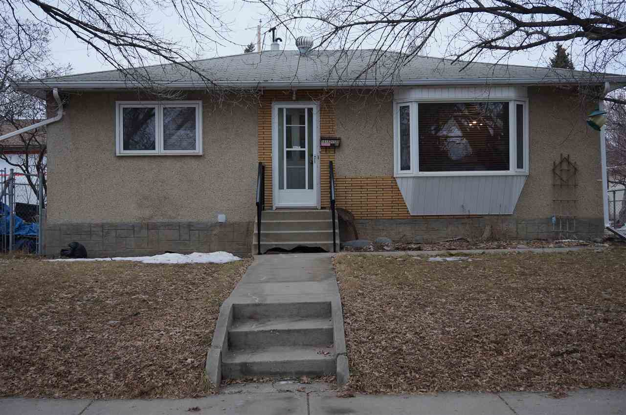 MLS® listing #E4148907 for sale located at 16152 109 Avenue