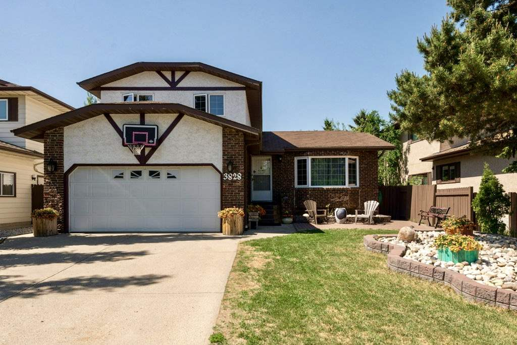 MLS® listing #E4148908 for sale located at 3828 46 Street