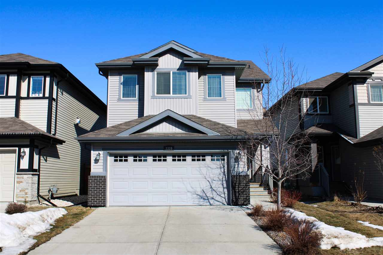 MLS® listing #E4148943 for sale located at 3320 17B Avenue NW