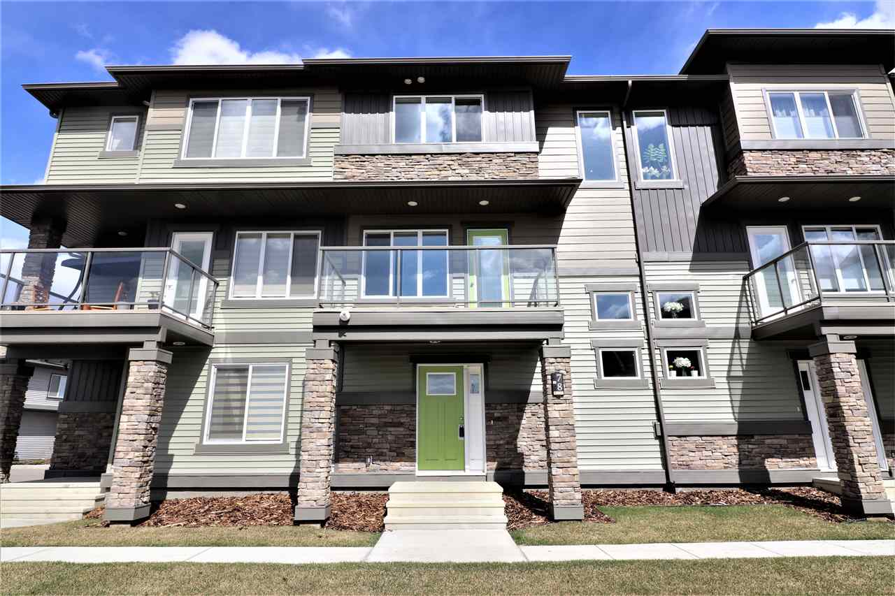 MLS® listing #E4148973 for sale located at 78 1530 Tamarack Boulevard