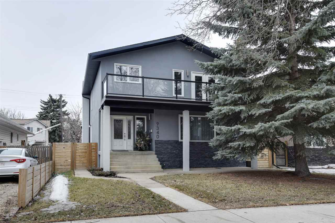 MLS® listing #E4149027 for sale located at 9340 91 Street