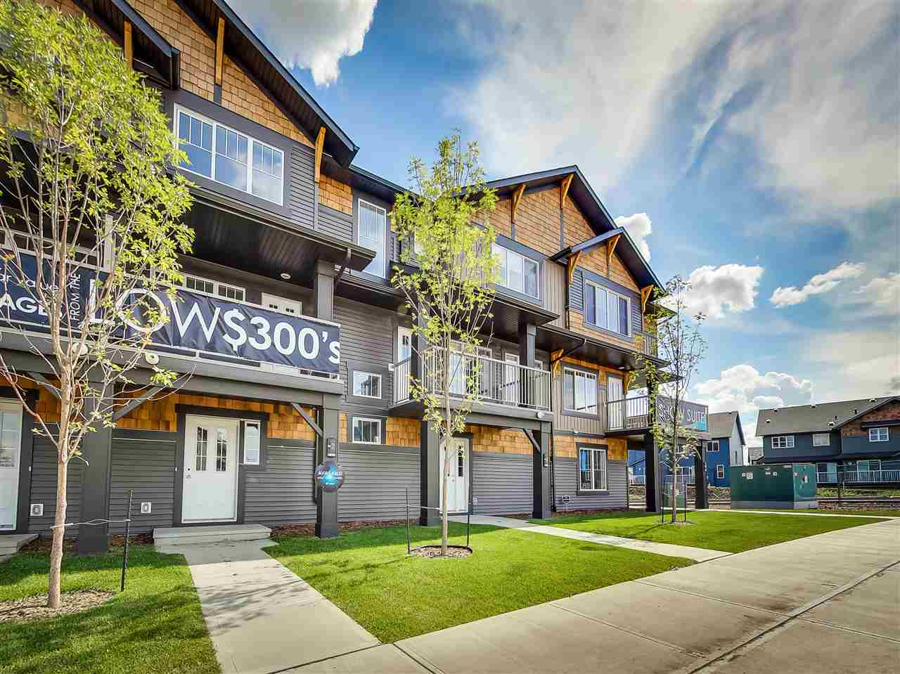 MLS® listing #E4149052 for sale located at 70 1005 Graydon Hill Boulevard