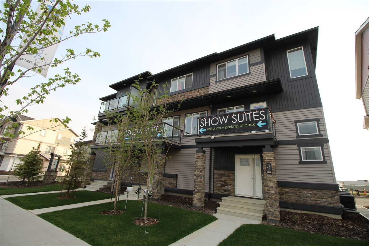 MLS® listing #E4149065 for sale located at 63 1530 Tamarack Boulevard