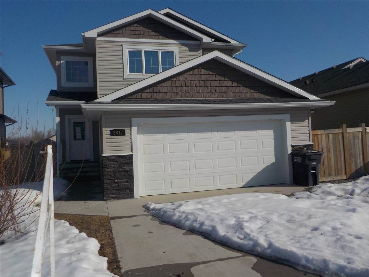 MLS® listing #E4149107 for sale located at 3817 52 Street