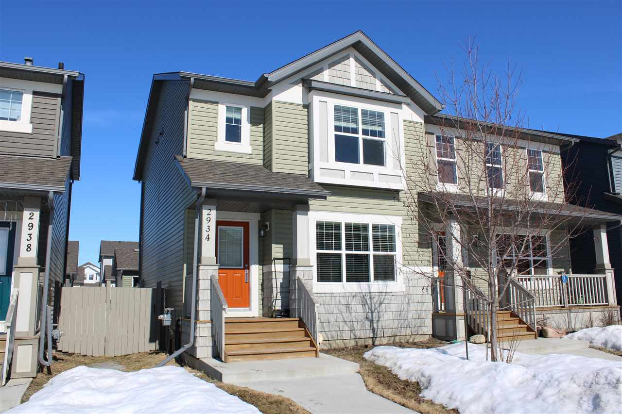 MLS® listing #E4149205 for sale located at 2934 18a Avenue