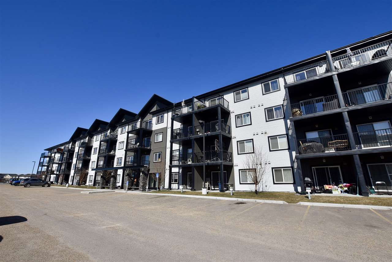 MLS® listing #E4149252 for sale located at 116 508 ALBANY Way