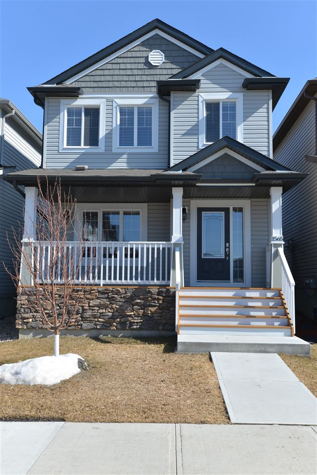 MLS® listing #E4149284 for sale located at 1565 33A Street