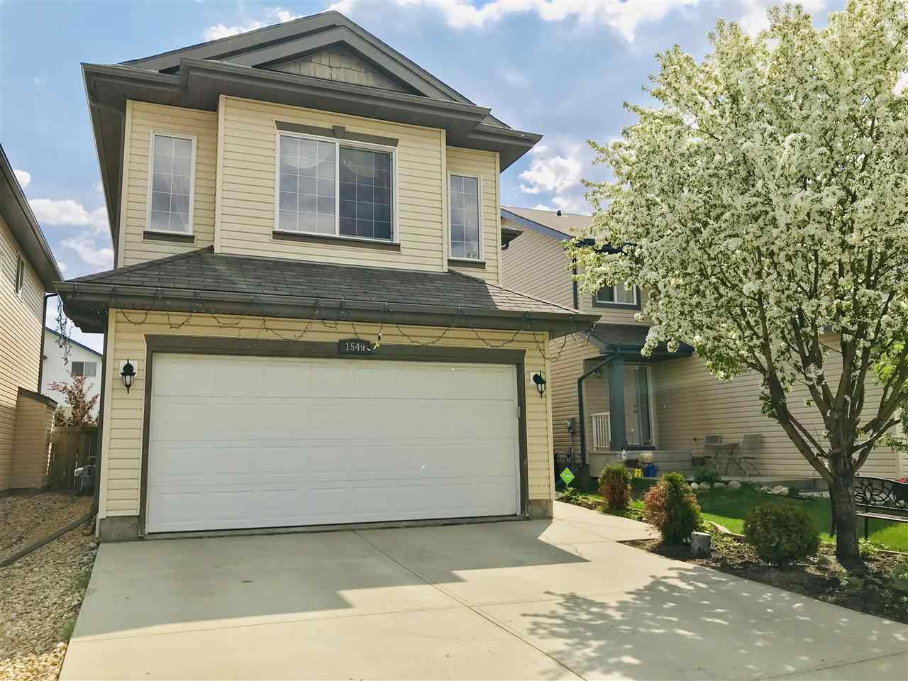 MLS® listing #E4149301 for sale located at 1549 37C Avenue