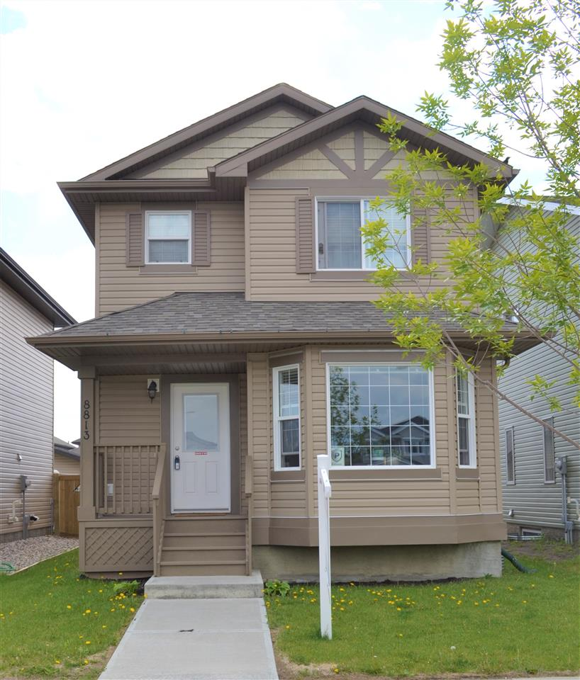 MLS® listing #E4149413 for sale located at 8813 180A Avenue