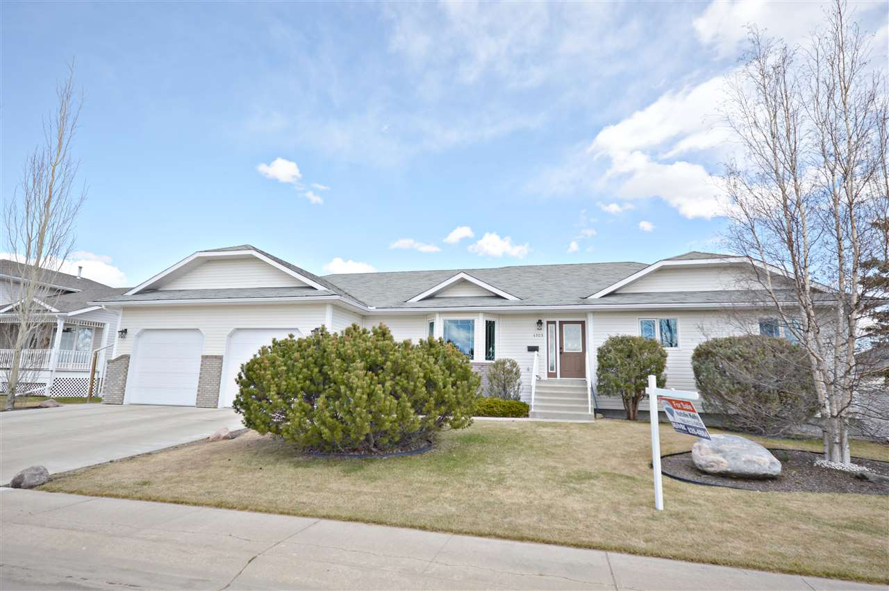 MLS® listing #E4149459 for sale located at 4105 39 Street