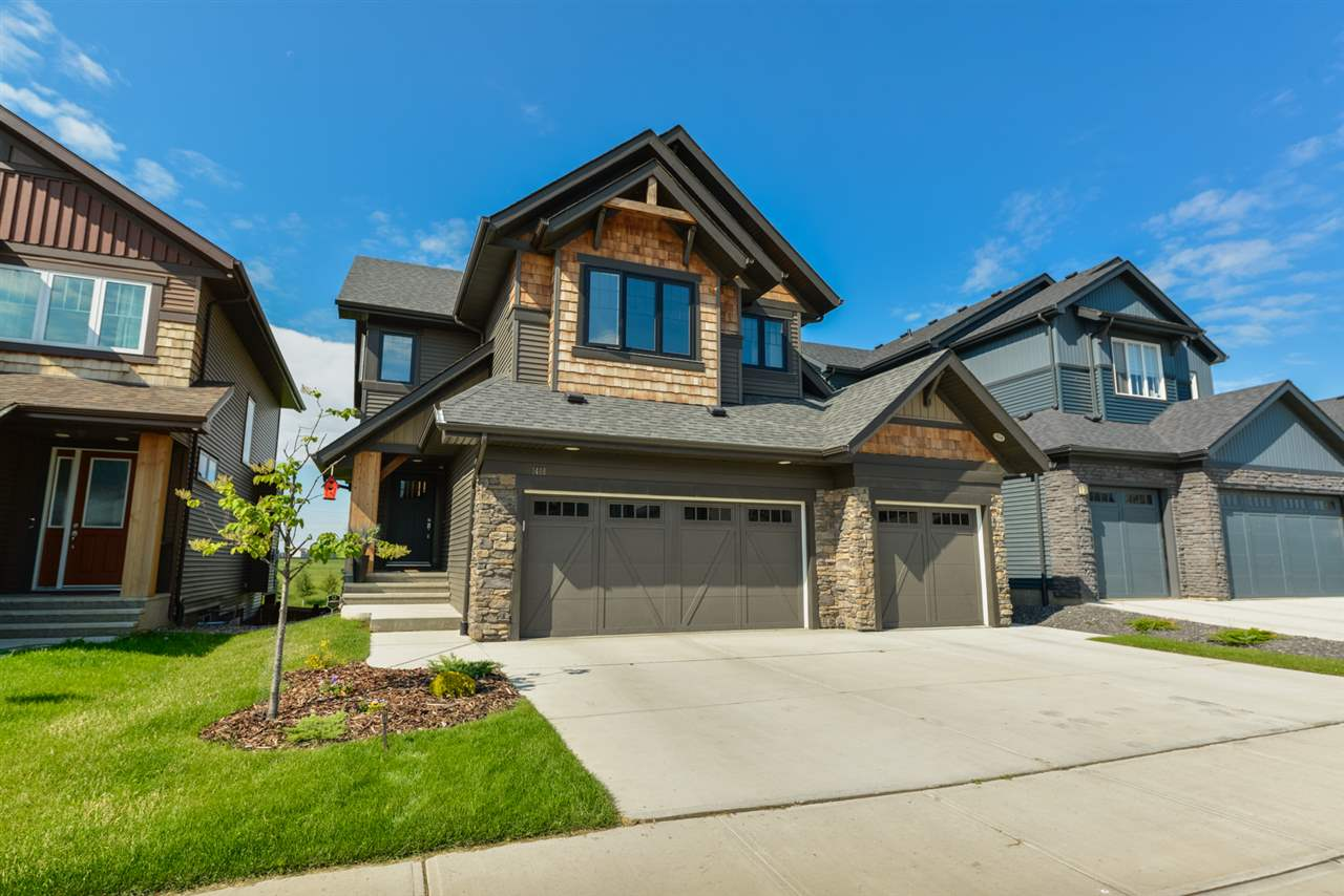 MLS® listing #E4149473 for sale located at 1408 GRAYDON HILL Way