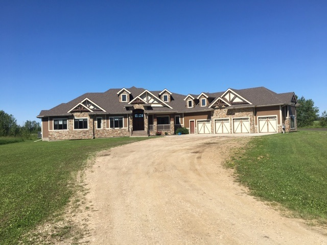 MLS® listing #E4149495 for sale located at 27209 Township Road 512 NE