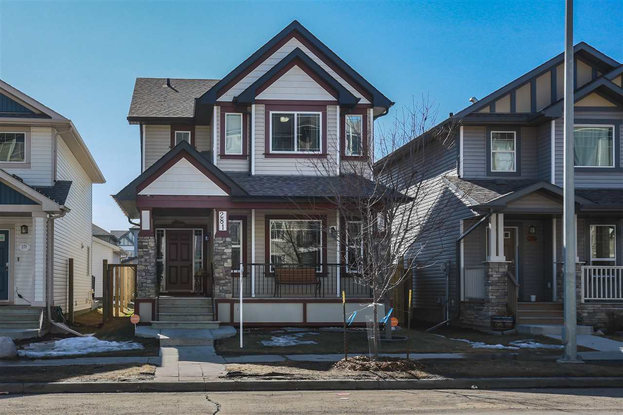MLS® listing #E4149572 for sale located at 281 MCCONACHIE Drive