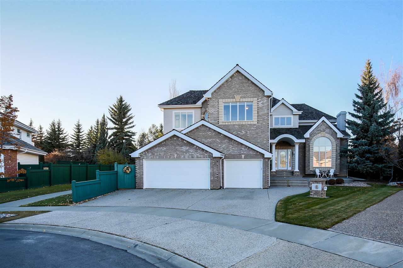MLS® listing #E4149611 for sale located at 6 PLACER Close