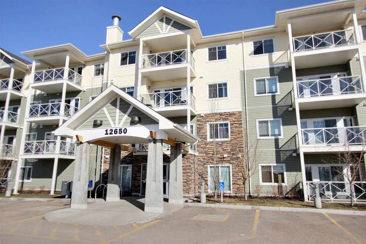 MLS® listing #E4149622 for sale located at 309 12560 142 Avenue NW