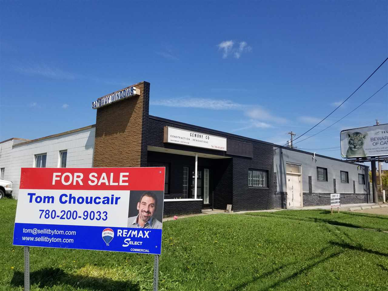 MLS® listing #E4149658 for sale located at 8830 Yellowhead Trail NW