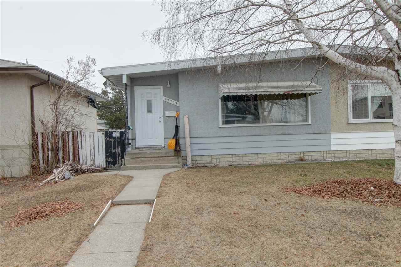MLS® listing #E4149674 for sale located at 12719 91 Street